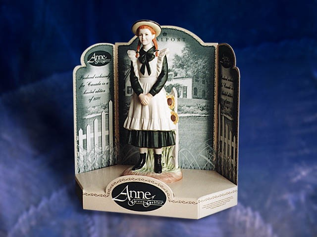 Figurine Retail Display (Silver Frankie Winner)