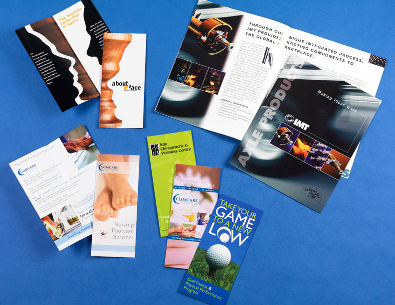 Corporate Brochures, Catalogues & Print