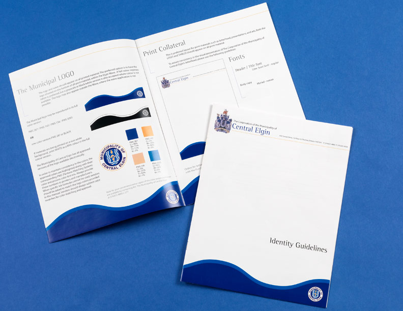 Central Elgin Corporate Standards Booklet
