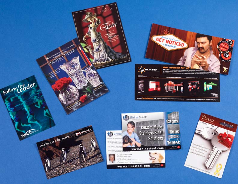 Post Cards & Direct Mail