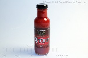 E.D. Smith Ketchup Label Design Packaging